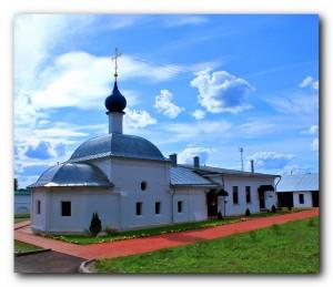 Монастыри и церкви Переславля Залесского
