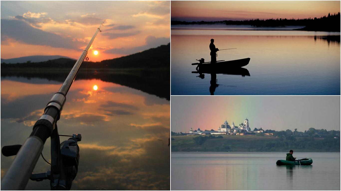 рыболовный форум переславль