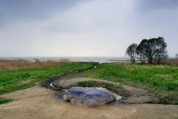 Переславль залесский достопримечательности синий камень